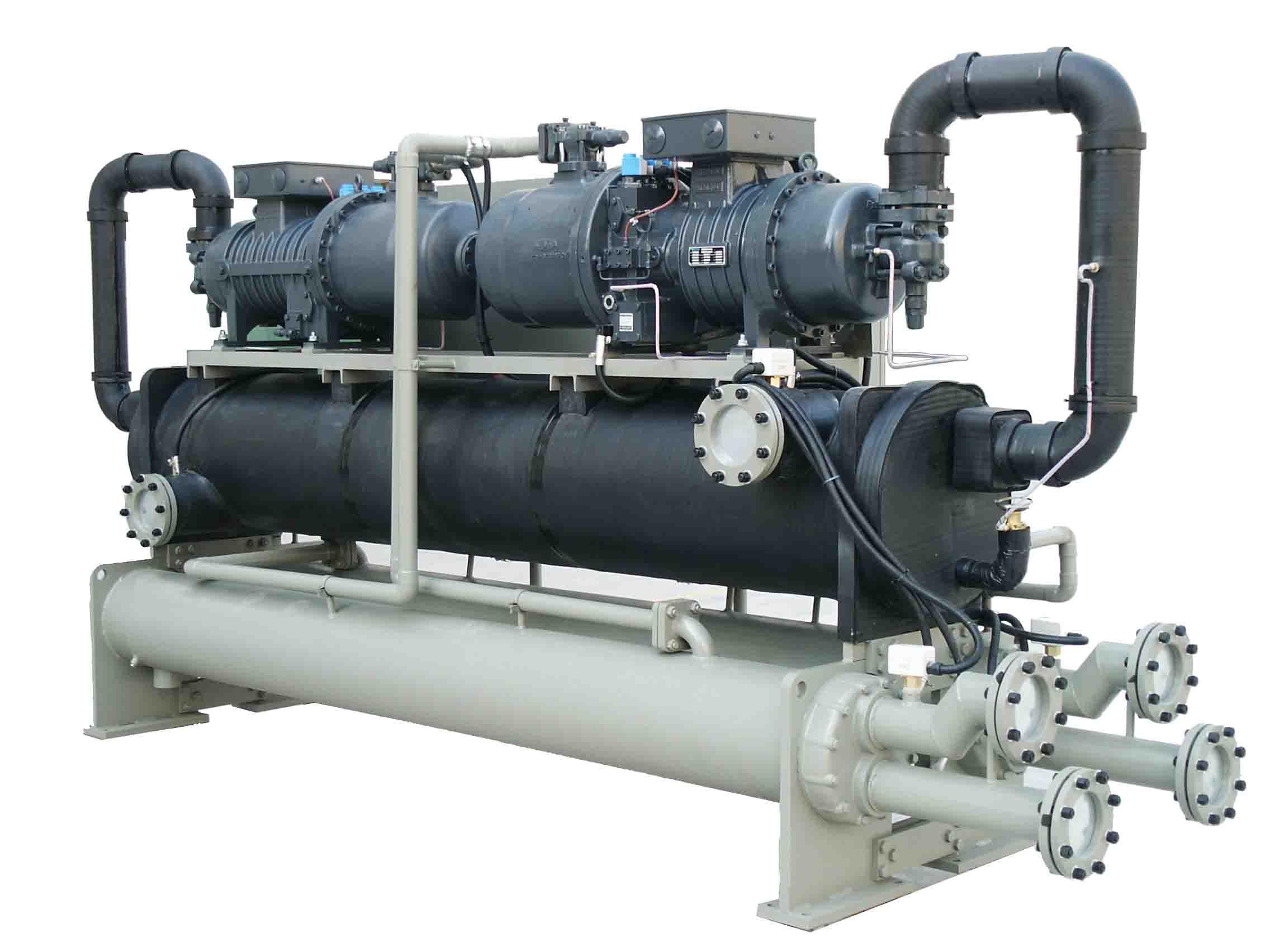 超低温螺杆冷水机组